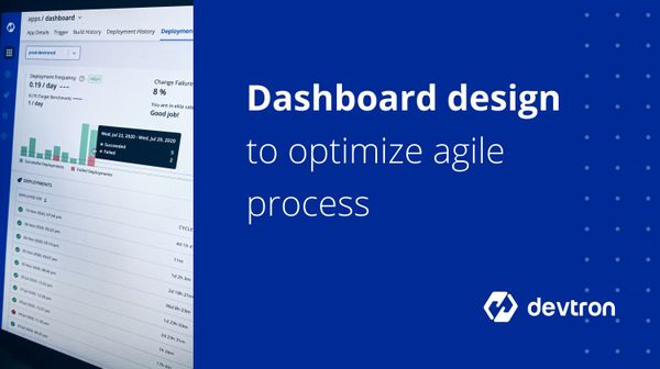 A Case Study of Designing Dashboards to Optimize Agile Process